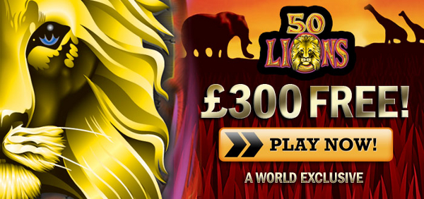 50 Lions slot: Aristocrat's most popular game with Coin Showers.