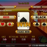 Screenshot image of More Chilli Slot Gamble Feature