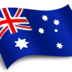 Icon image of the Australian Flag