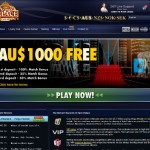 Screenshot image of Spin Palace online casino site