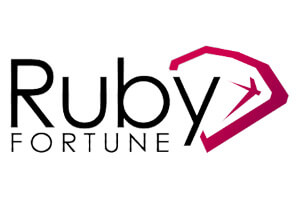 Ruby Fortune slots logo