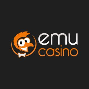 Emu casino review logo image
