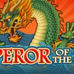 Emperor of the Sea slot banner