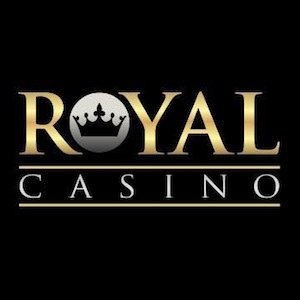 Logo image of the Royal casino brand