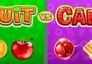 Fruit Vs Candy slot – The era of sugary video slots?